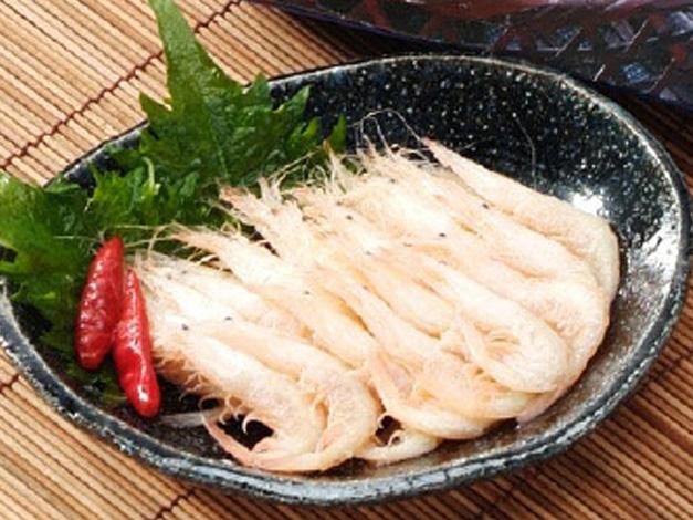 釜上げ白えび(甘酢味)