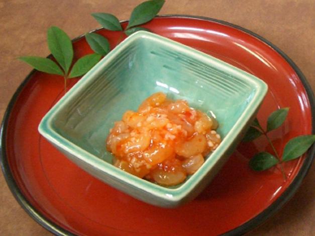 甘えびピリ辛麹漬け(小箱)