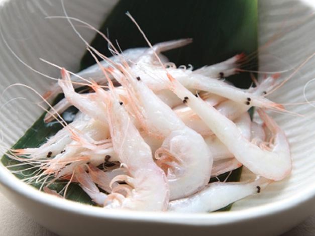 白えび釜上げ甘酢漬(ハッポー)