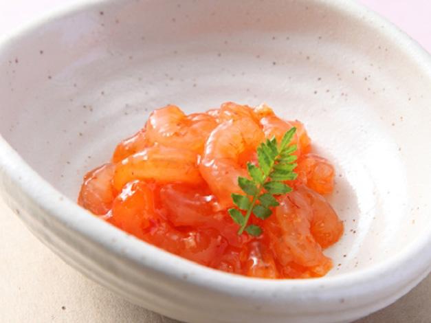 甘えびピリ辛麹漬(ハッポー)